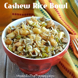 Cashew Rice Bowl