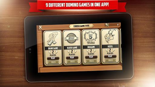 Domino play dominoes game - screenshot