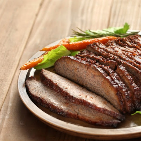 Basic Slow Cooker Brisket