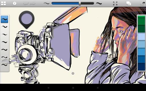 SketchBook Ink screenshot 1