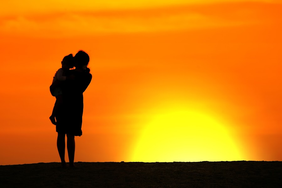 Big Dawn by Alit  Apriyana - People Family