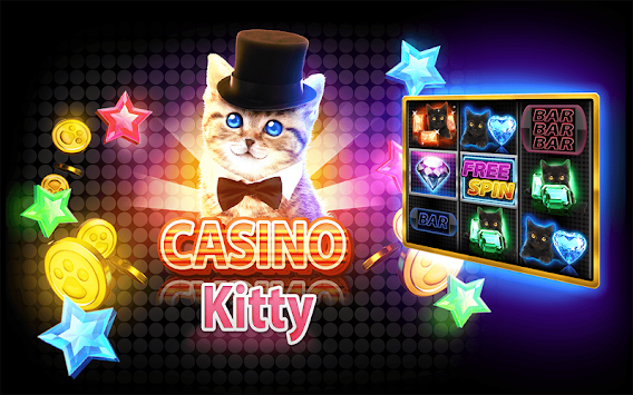 Casino Kitty Free Slot Machine APK screenshot thumbnail 11