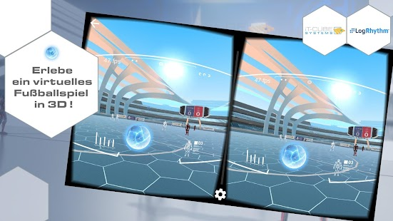 Cyber Security Soccer VR - screenshot