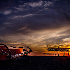 A Lucid Dream Within by Davz Alunan - Novices Only Landscapes ( beaches, sunset, dream theater, boat, landscapes )