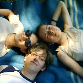 Trio awsome by Livia Copaceanu - People Family ( family, people )
