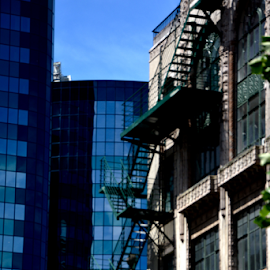 by Rachel Urlich - Buildings & Architecture Architectural Detail