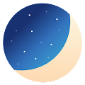 Luna Diary-journal on the moon APK for Bluestacks