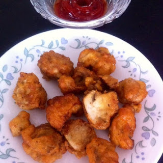 Fried Mushrooms-May 20,2015