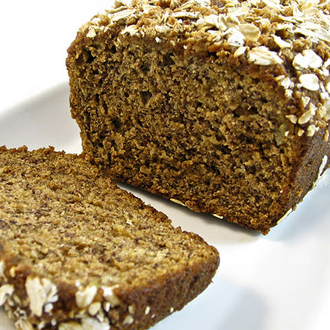 Moist and Easy Homemade Banana Bread Chock-full of Whole Wheat Goodness