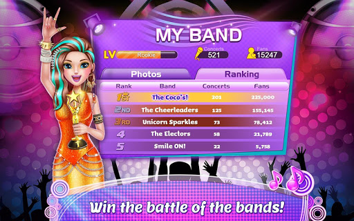 Music Idol - Coco Rock Star - screenshot