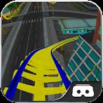 VR Roller Coaster Simulator 360 Icon