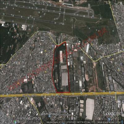 Área à venda, 500000 m² por R$ 850.000.000,00 - Jardim Presidente Dutra - Guarulhos/SP