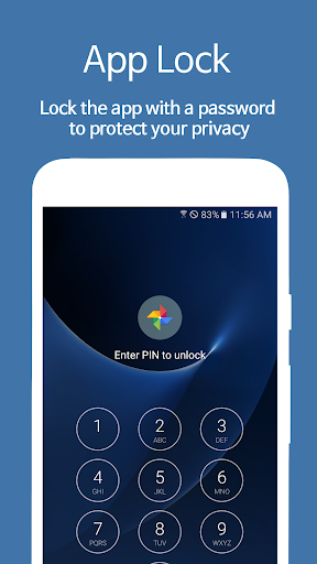 AppLock - Fingerprint screenshot 1