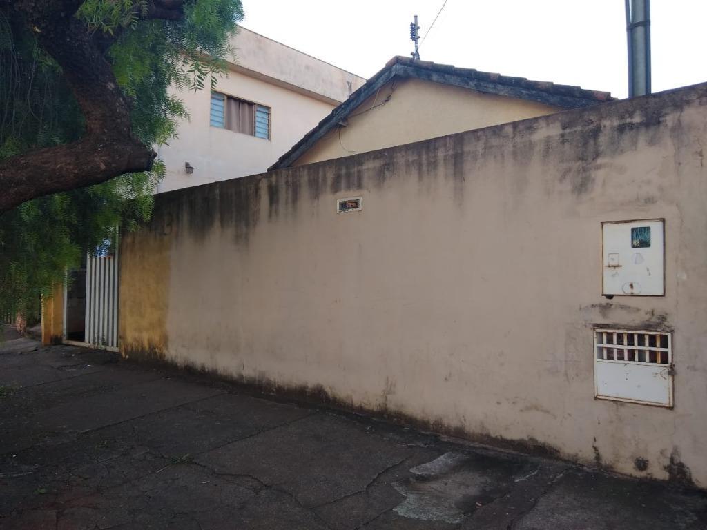 Casa com 2 dormitórios à venda, 77 m² por R$ 150.000 - Recreio dos Bandeirantes - Uberaba/MG