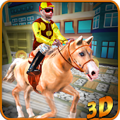 Download Extreme Horse Race Subway Surf APK for Android Kitkat