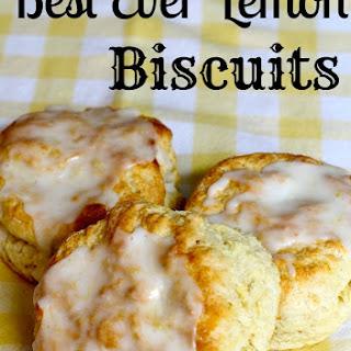 Lemon Biscuits Recipes