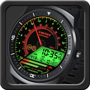 V04 WatchFace for Android Wear