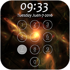Fancy Lock Screen Galaxy