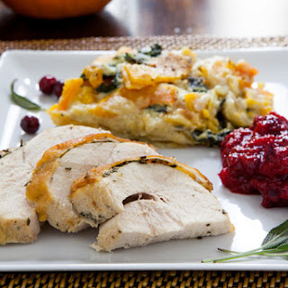 Herbed & Crusted Turkey Breast