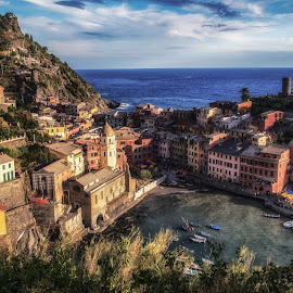 Vernazza by Jimmy Kohar - Buildings & Architecture Public & Historical