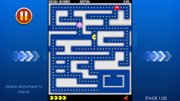 Screenshot of PAC-MAN +Tournaments