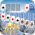 Solitaire Snow Theme APK for Bluestacks