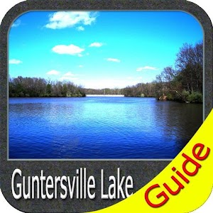 Lake Guntersville gps fishing