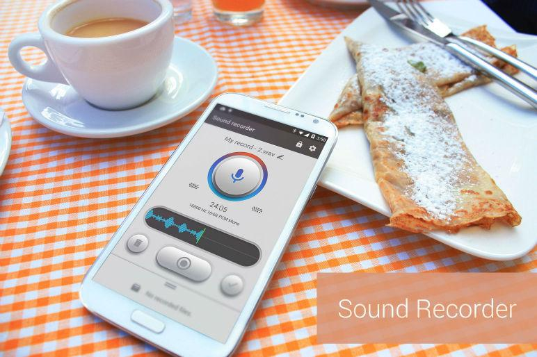 Recordr - Sound Recorder Pro Screenshot 16