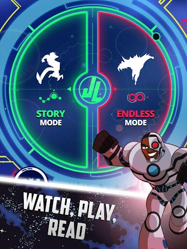 Justice League Action Run screenshot 11