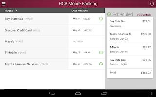 Screenshot of Hastings City Bank