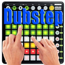 Dubstep Maker Drum Pads Wobble