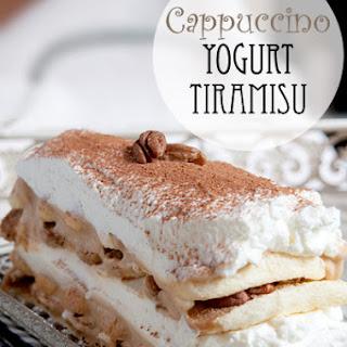 Yogurt Tiramisu Recipes