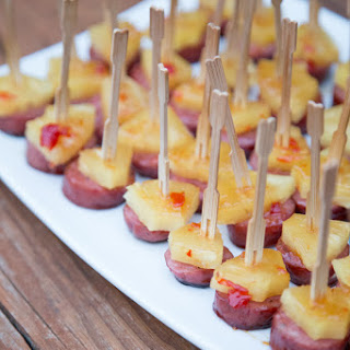 Kielbasa Sausage Pineapple Recipes