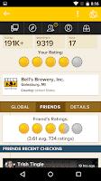 Screenshot of Untappd - Discover Beer