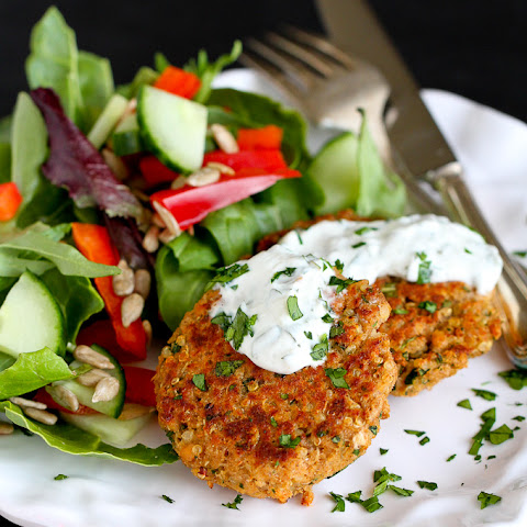 Moroccan Salmon Patties