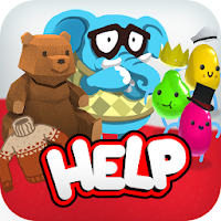 HELP: Matching Games with Fun Puzzle Gameplay pour PC (Windows / Mac)