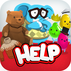 HELP: Matching Games with Fun Puzzle Gameplay PC Download / Windows 7.8.10 / MAC