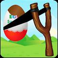 Surprise Eggs Knock Down APK for Bluestacks