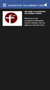 Crosspoint Fellowship Church - screenshot