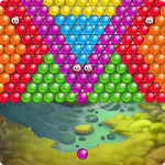 Bubble Shooter Swamp Icon