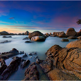 A beautiful life in violence by Andre Adhie - Landscapes Waterscapes