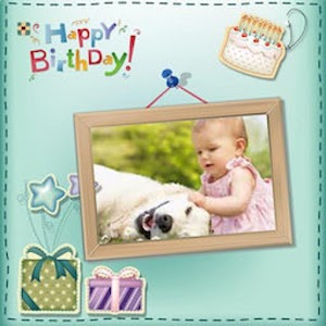 Baby Collage Frame 2015 HD