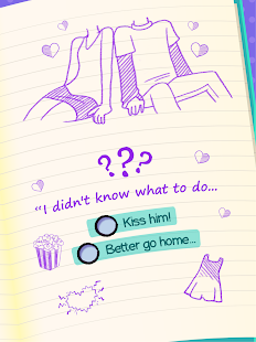 Dear Diary - Interactive Story APK for Ubuntu
