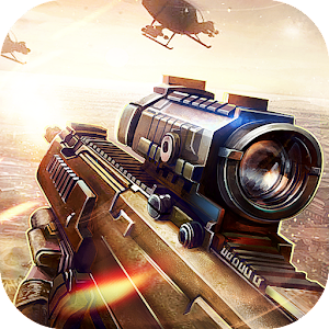 King Of Shooter : Sniper Shot Killer - Free FPS Icon