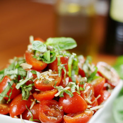 Grape Tomato & Caper Salad
