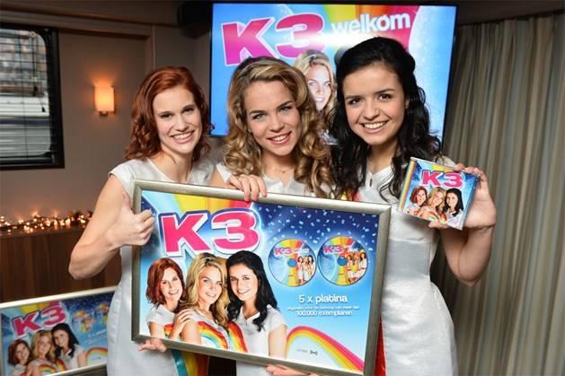 Persvoorstelling gloednieuwe K3-album
