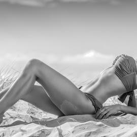 Swimwear 2 by Glen Jevon - People Fashion ( model, fashion, beachwear, female, swimwear, summer, beach,  )