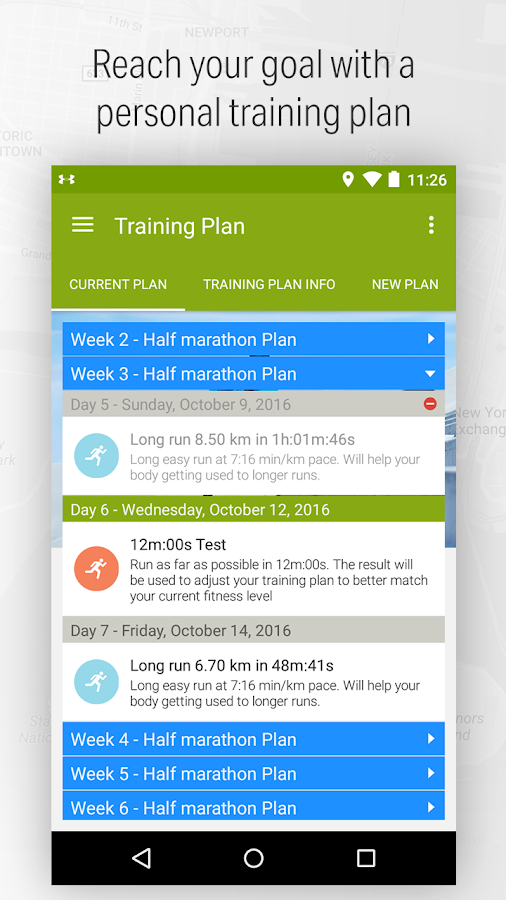 Endomondo - Running & Walking Screenshot 3