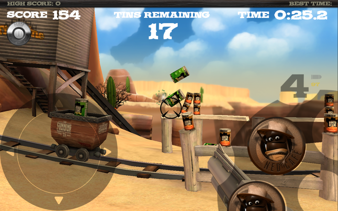 Far Tin Bandits Screenshot 12