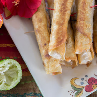 Flour Tortilla Flautas Recipes